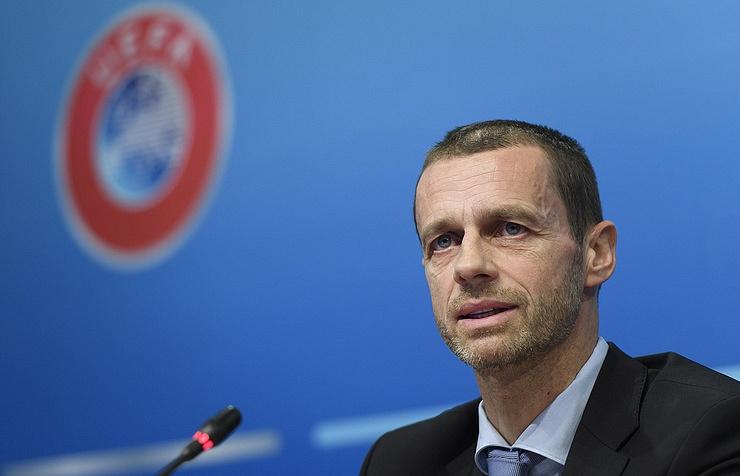 Urimi i presidentit të UEFA-s për presidentin Ademi