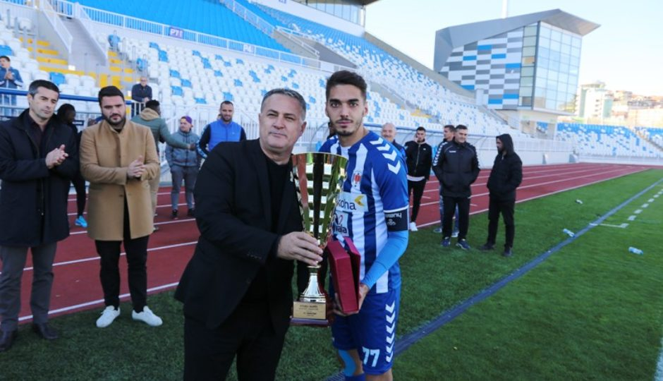Prishtina e fitoi me penallti ndeshjen kundër Bardhosh Gërvallës
