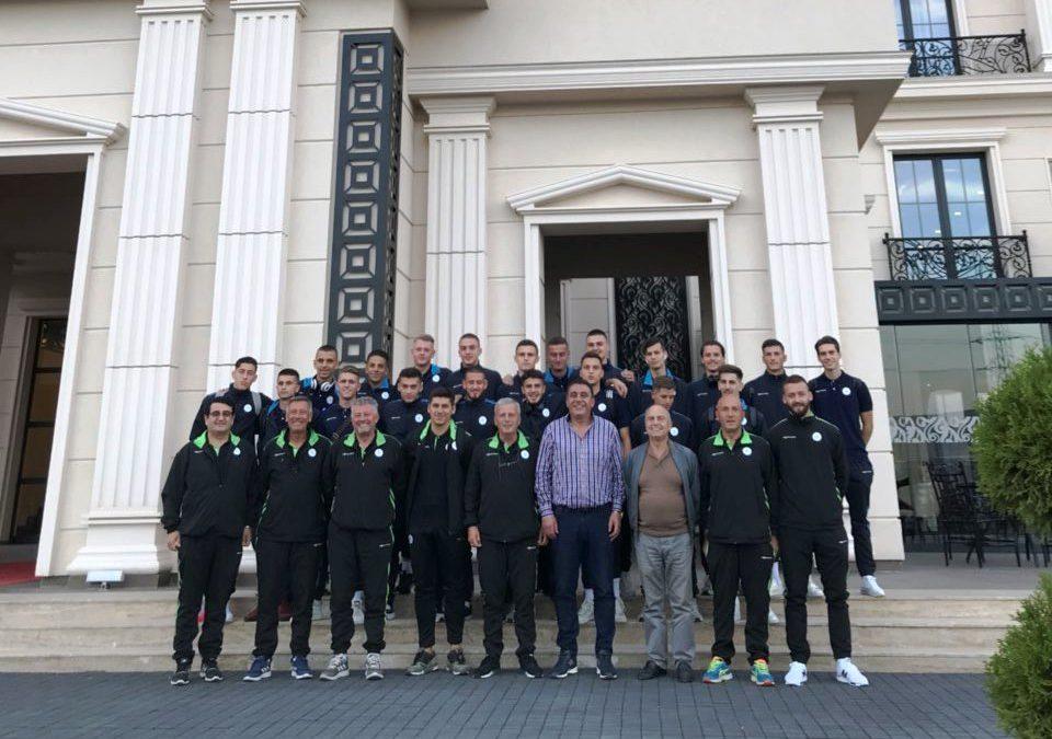 Kombëtarja U-19 udhëtoi për Hungari