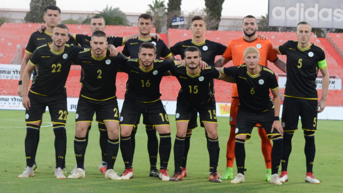 Kombëtarja U21 zhvilloi ndeshje testuese kundër Trepçës'89 para udhëtimit në Izrael