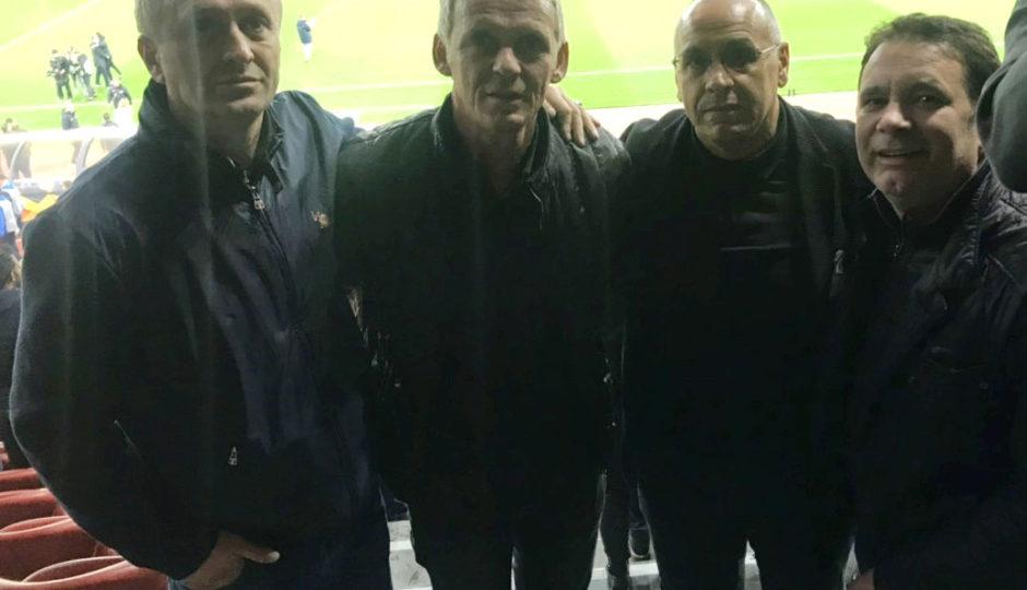 Krerët e FFK-së në ndeshjen e Evropa Ligës, Zurich-Leverkusen