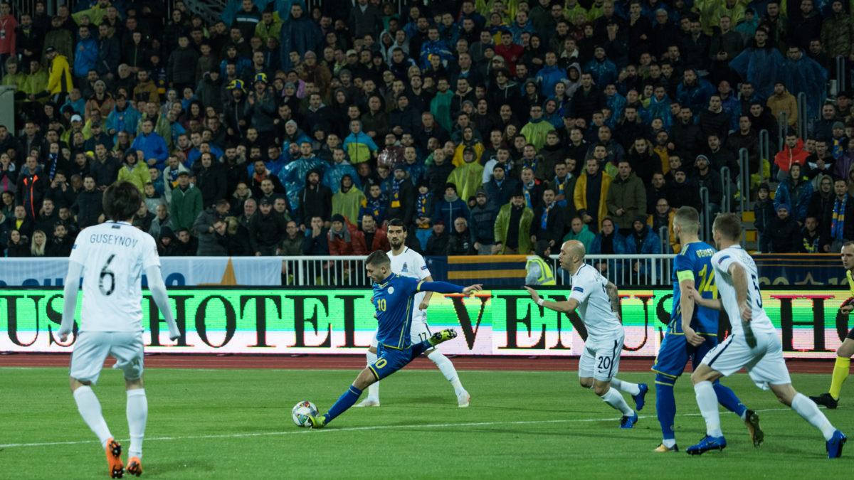 Sot fillon shitja e biletave për ndeshjet Kosovë – Danimarkë dhe Kosovë – Bullgari