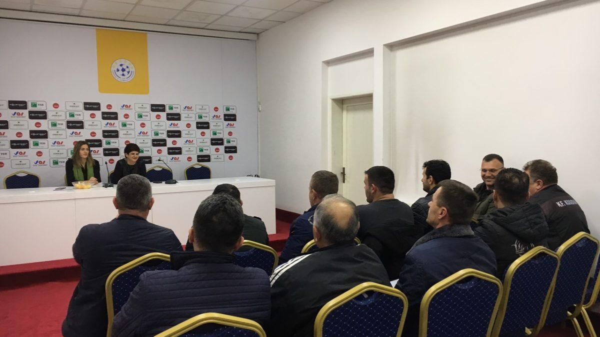 U hodh shorti për Kupën e Kosovës në konkurrencën e femrave