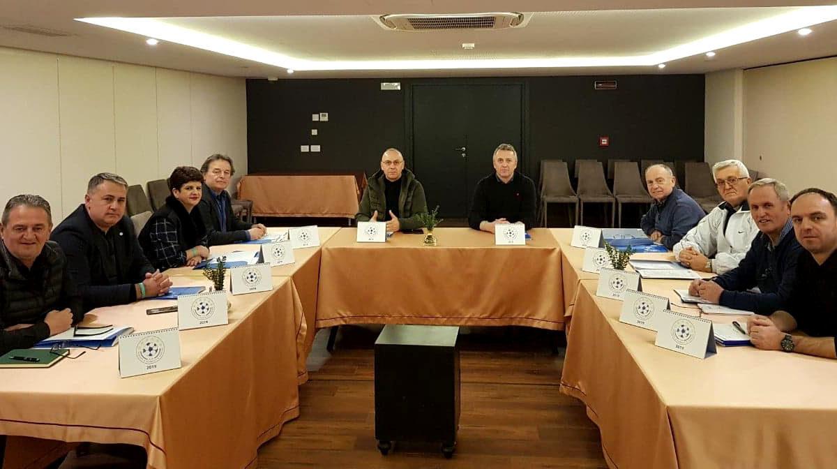 KE i FFK-së mban mbledhjen e parë për vitin 2019