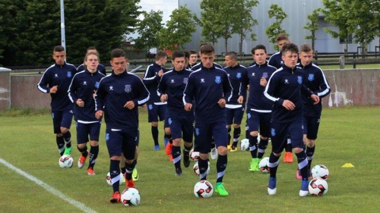 Kosova U16 merr pjesë në turneun e Dubait