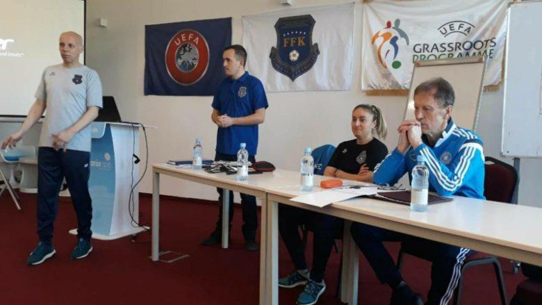 FFK do të organizojë Kursin e trajnerëve për Licencën B