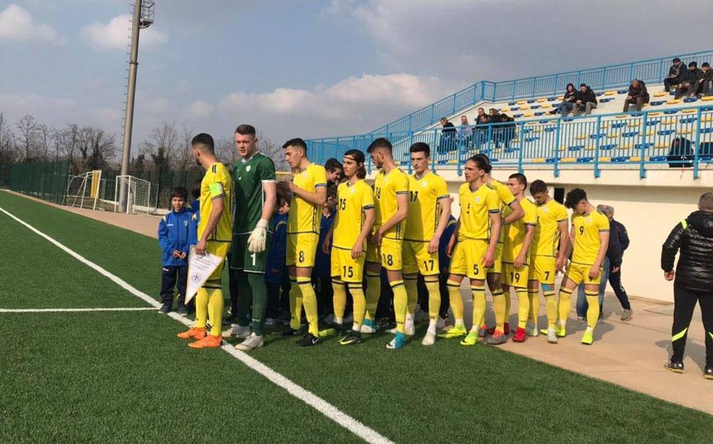 Kombëtarja U19 në grumbullim treditorë, ja lista e futbollistëve