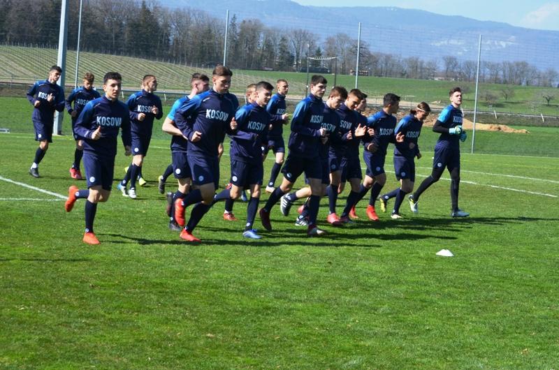 Kosova U17 e pret me optimizëm duelin kundër Greqisë