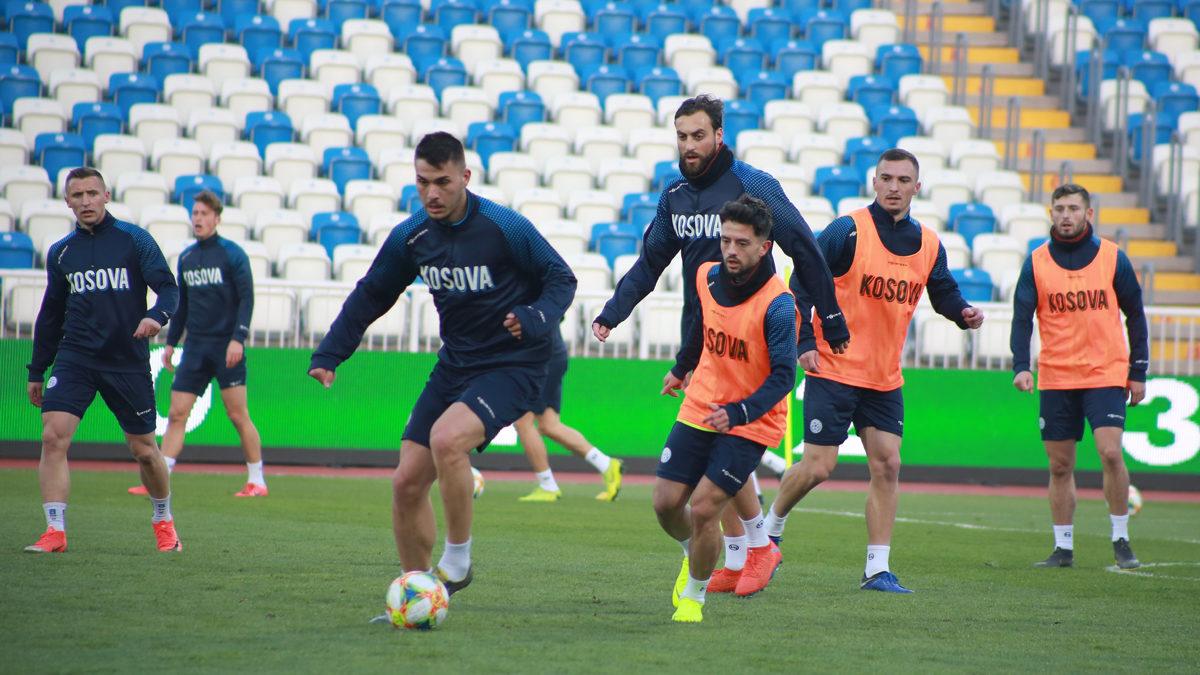 Agjenda për ndeshjen Kosovë – Bullgari