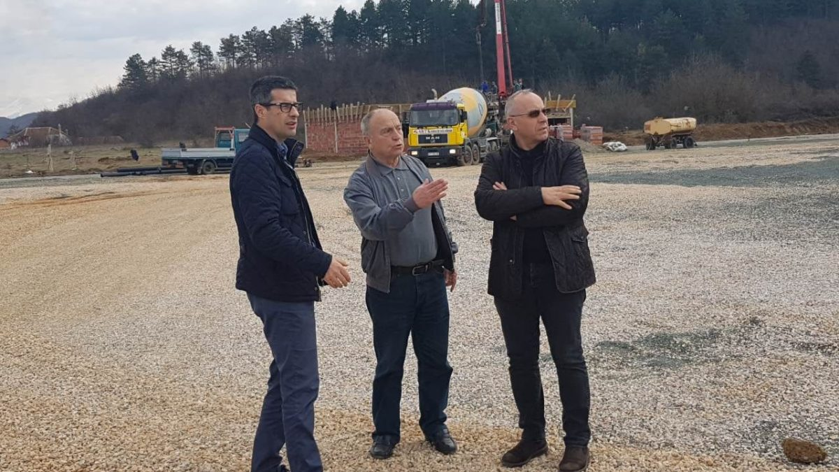 Presidenti Ademi vizitoi Lidhjen Rajonale të Gjakovës