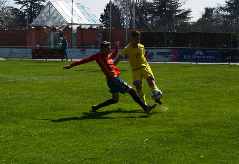 Humbje minimale e Kosovës U17 nga Spanja