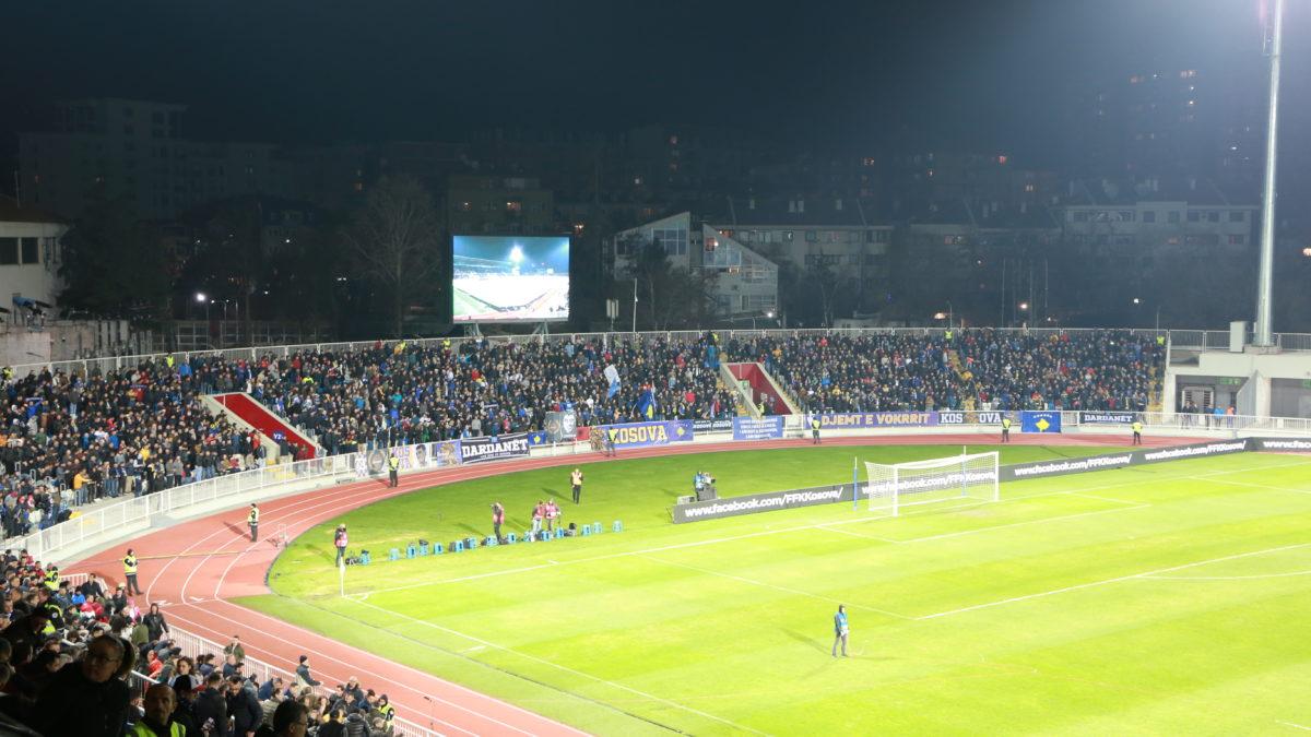 Kosovë – Bullgari, ja kur hapen dyert e stadiumit dhe gjërat e ndaluara!