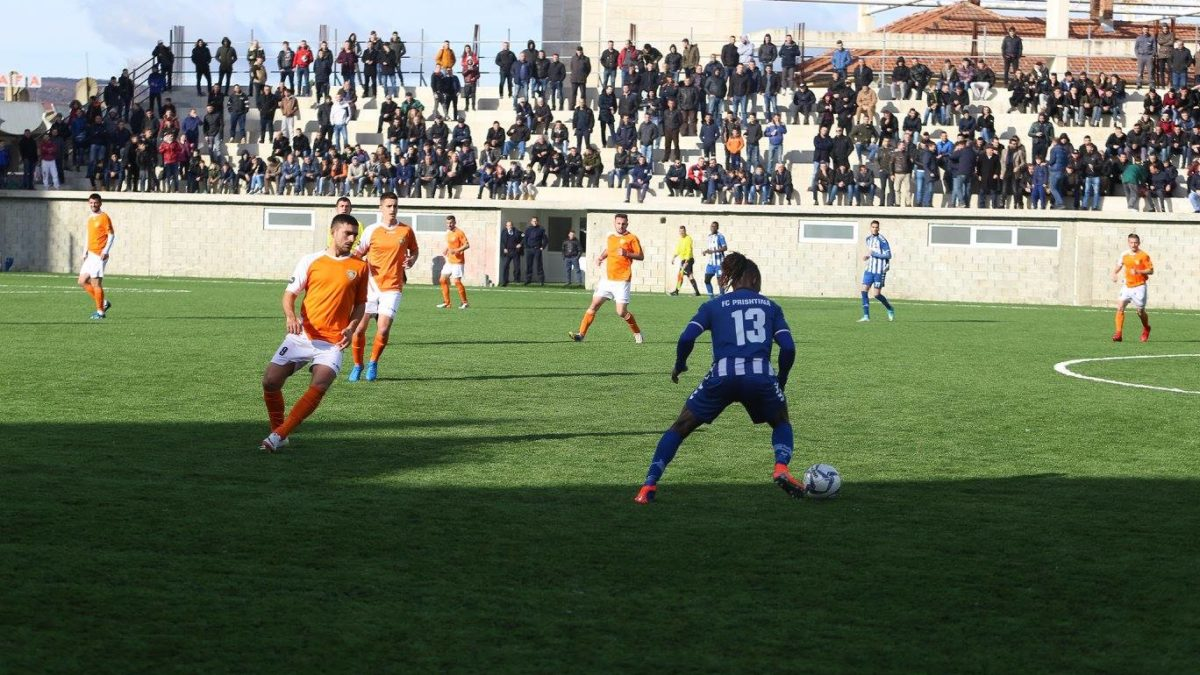 Prishtina vazhdon me fitore, Flamurtari merr një pikë në duel me liderin