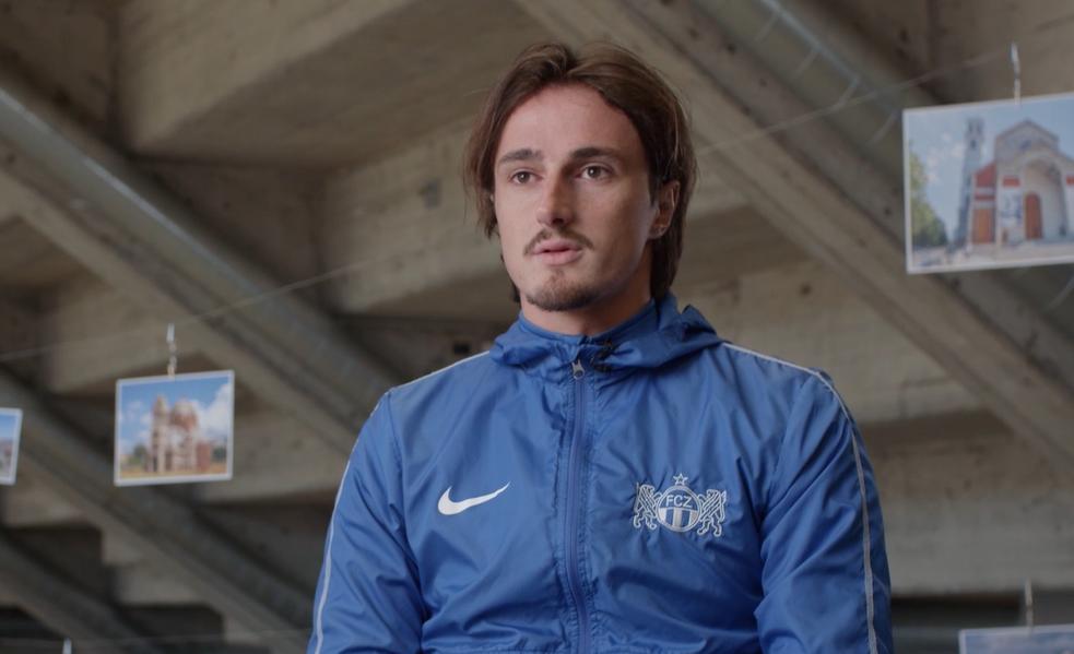 Kryeziu për UEFA-n: Kosova, vend i 'çmendur' pas futbollit