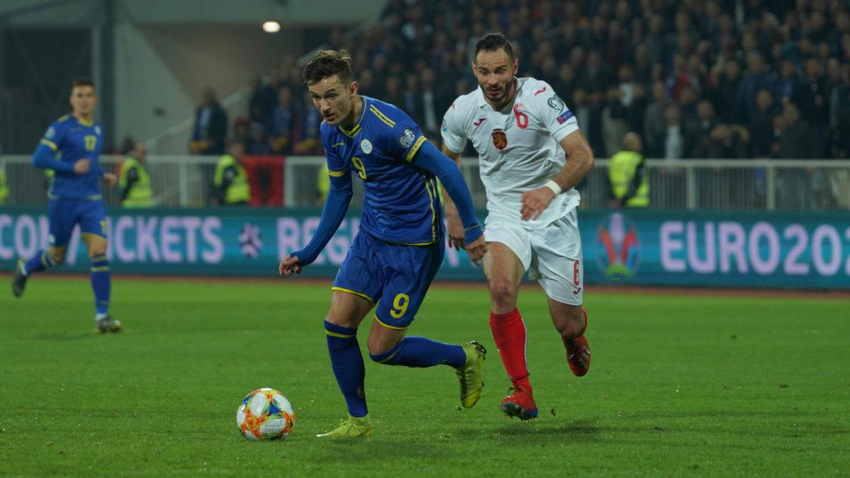 Kosova e pafat, debuton me barazim në kualifikimet për Euro 2020