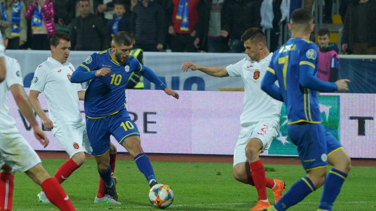 Kosova ngjitet tri pozita në renditjen e FIFA-s