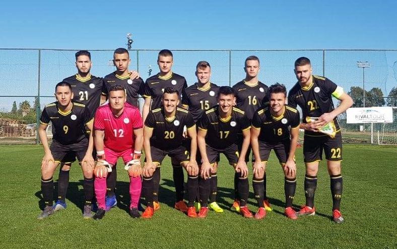 Kombëtarja U21 shënoi fitore në miqësoren kundër Turkmenistanit