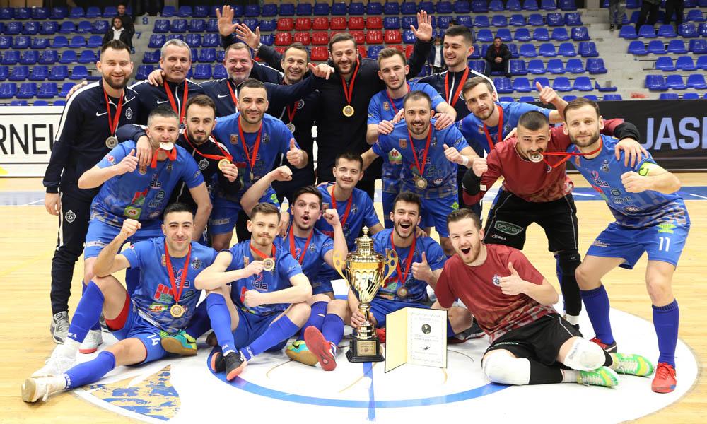 """FC Prishtina fituese e trofeut """"Adem Jashari"""" në futsall"""