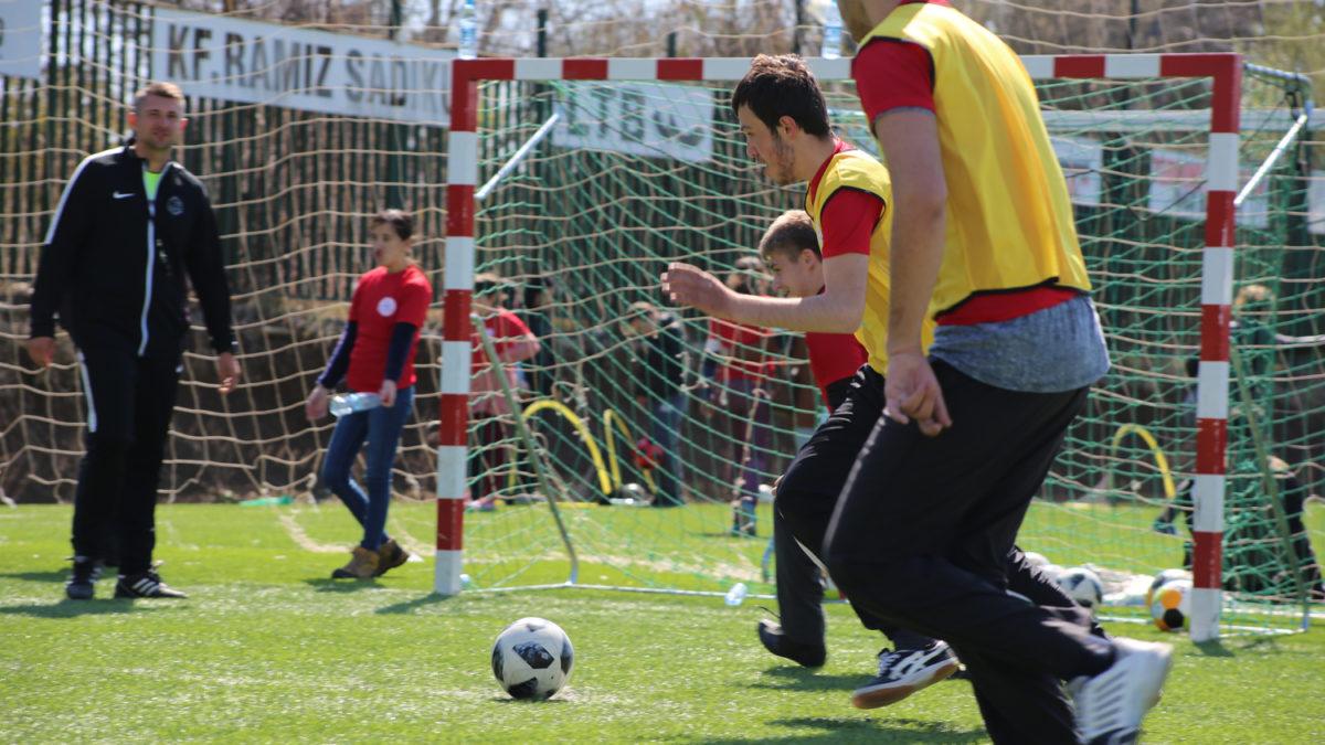 FFK e përkushtuar për argëtimin e fëmijëve me nevoja të veçanta