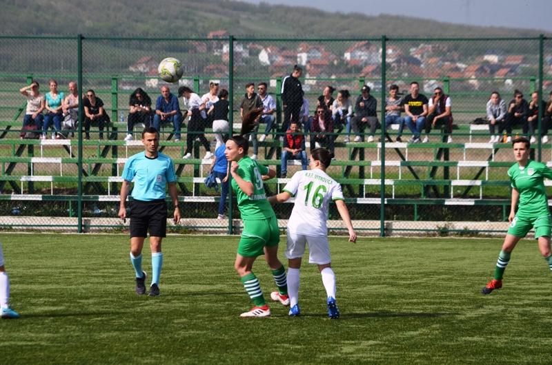 Mitrovica – Kosova (P), finalja e Kupës së Kosovës te femrat