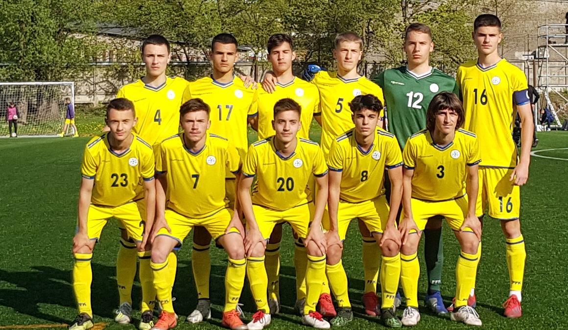 Kosova U17 e para në turneun e mbajtur në Letoni (Video)