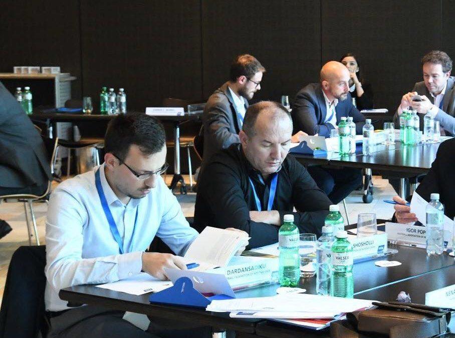 """FFK pjesëmarrëse në """"Big 5 FIFA TMS Conference"""""""