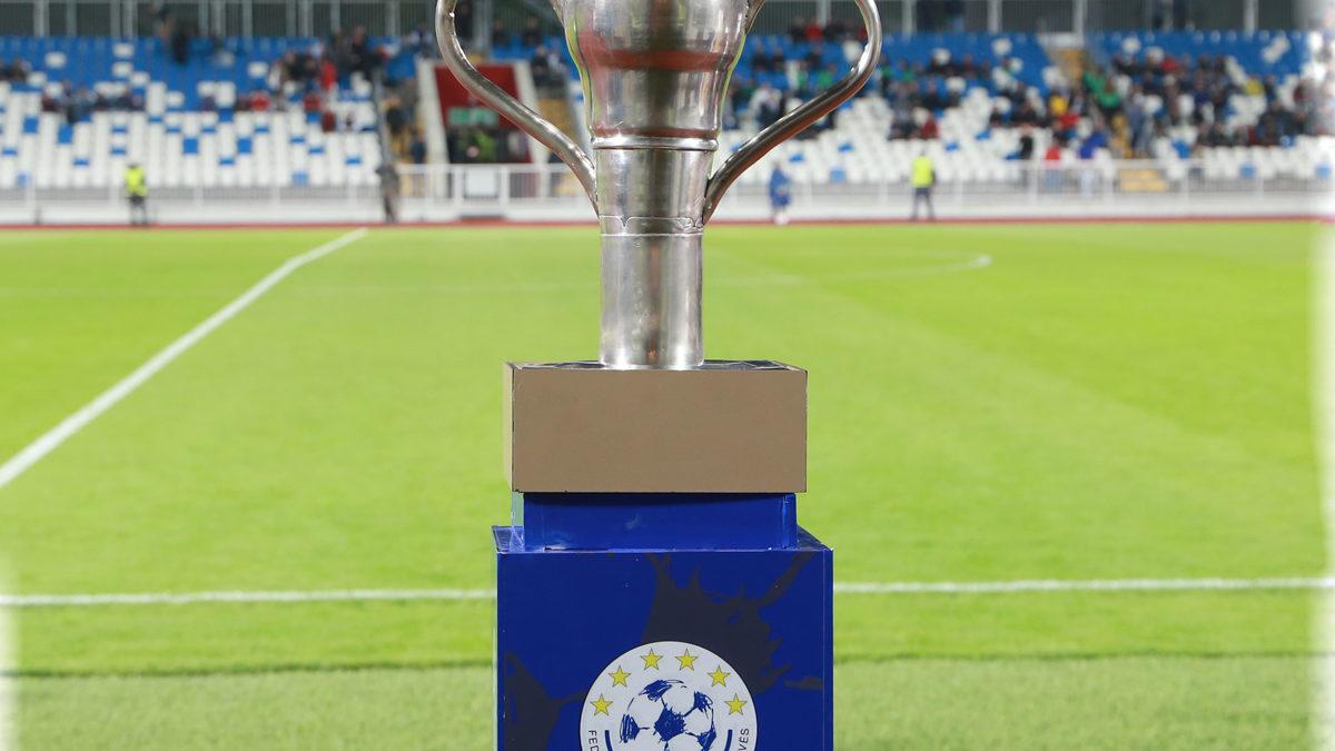 Orari i ndeshjeve të 1/8 së finales së Kupës së Kosovës