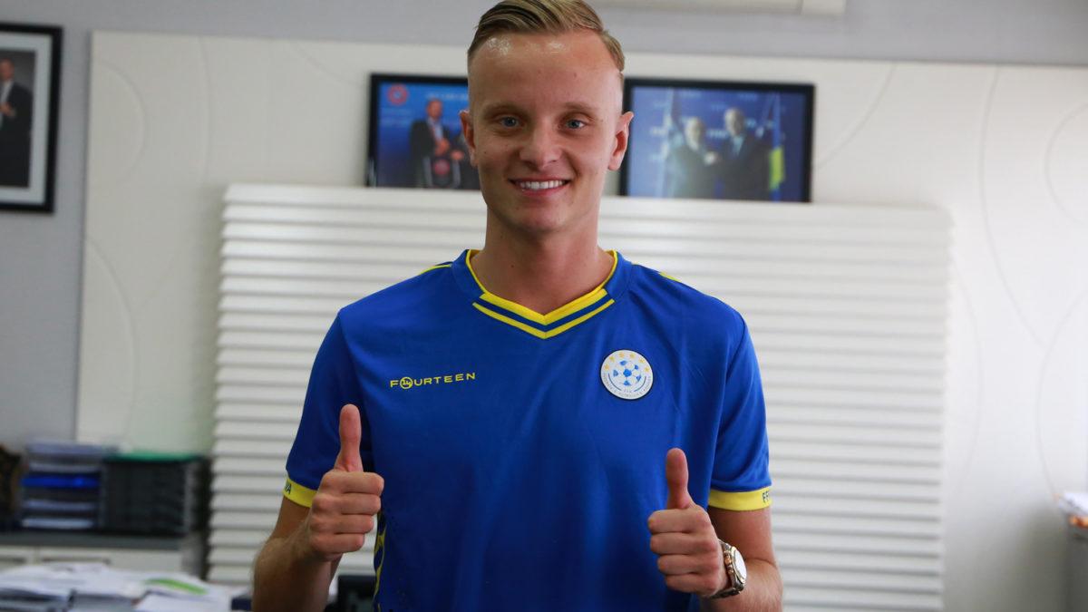 Hadërgjonaj: Me padurim pres të luaj ndeshjen e parë me Kosovën