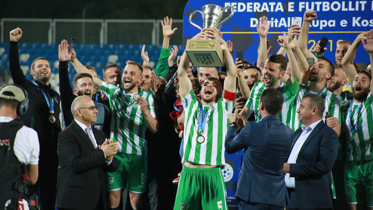 Feronikeli fiton edhe Digitalb Kupën e Kosovës