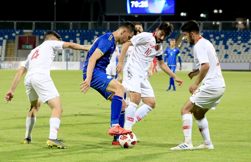 Dalin në shitje biletat e ndeshjes Angli U21 – Kosovë U21