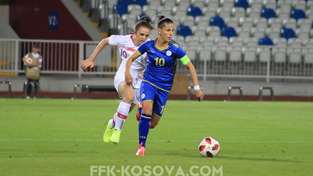 Kosovo wonderful against Turkey starts qualifiers with victory