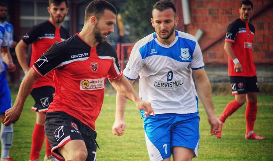 Fitore bindëse të Ballkani e Llapit, Drenicës i mjaftoi një gol në Ferizaj