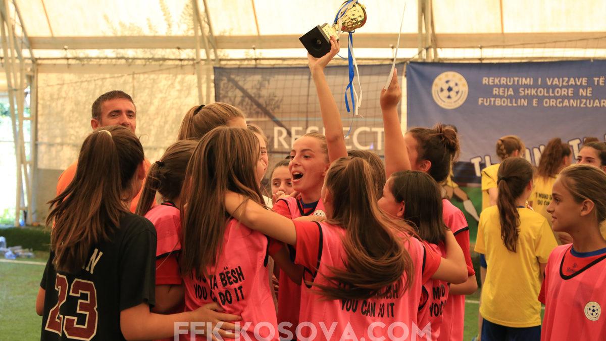 Rekrutimi i vajzave në futboll/Kaçaniku, burim i talenteve për futbollin