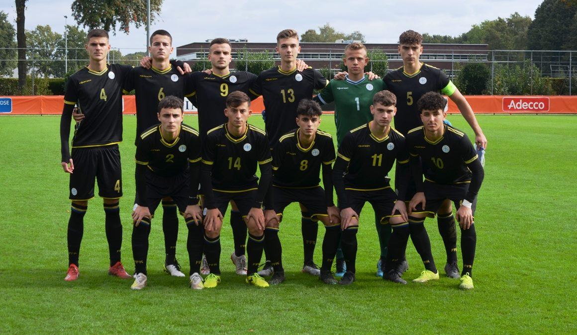 Kombëtarja U17 pësoi humbje nga Sllovenia