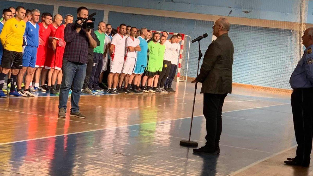Krerët e FFK-së morën pjesë në turneun e Policisë në Gjilan