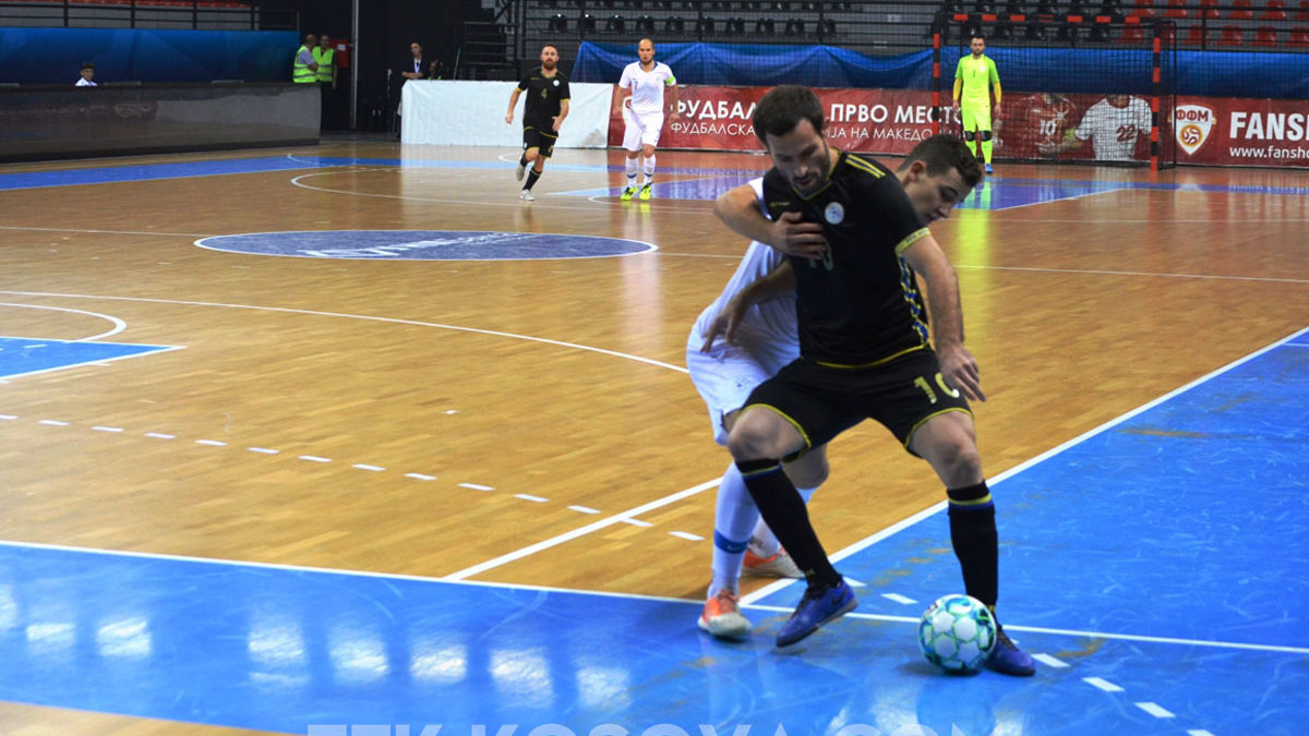 The futsal national team wraps up qualifiers with a loss to Slovenia