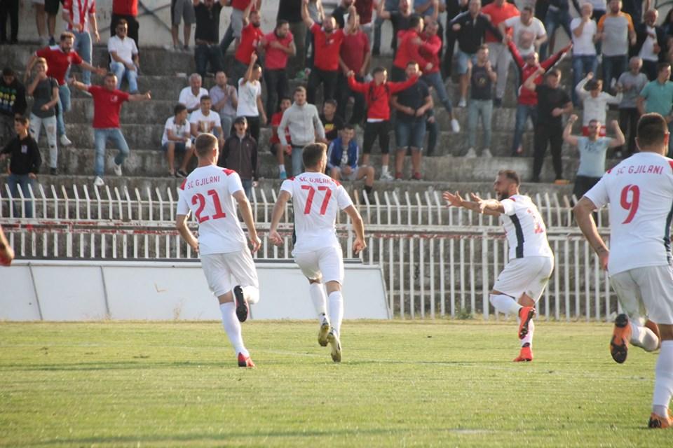Gjilani dhe Drenica bindëse, Trepça'89 fiton me autogol