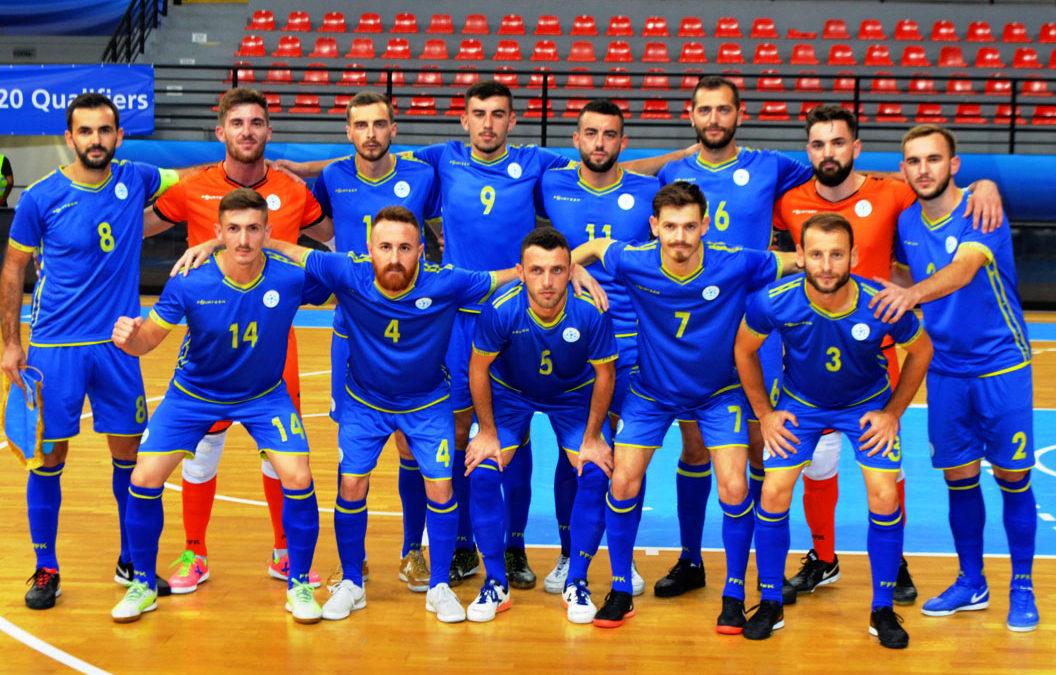 Futsal/ Kosovo defeated by the group favourite, Ukraine