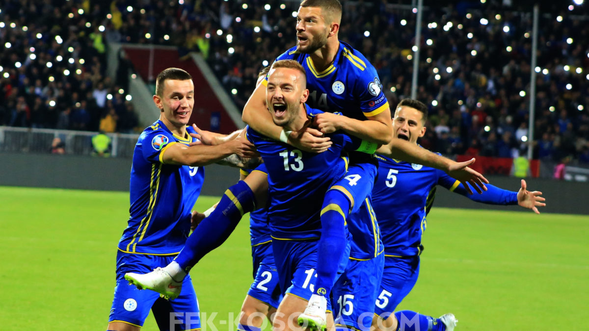 Kosovo continues to rise, 114th in FIFA rankings
