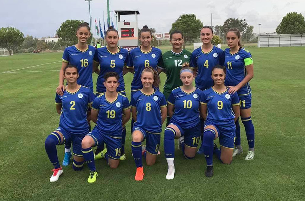 U19/ Dardanet pësuan humbje edhe nga Hungaria