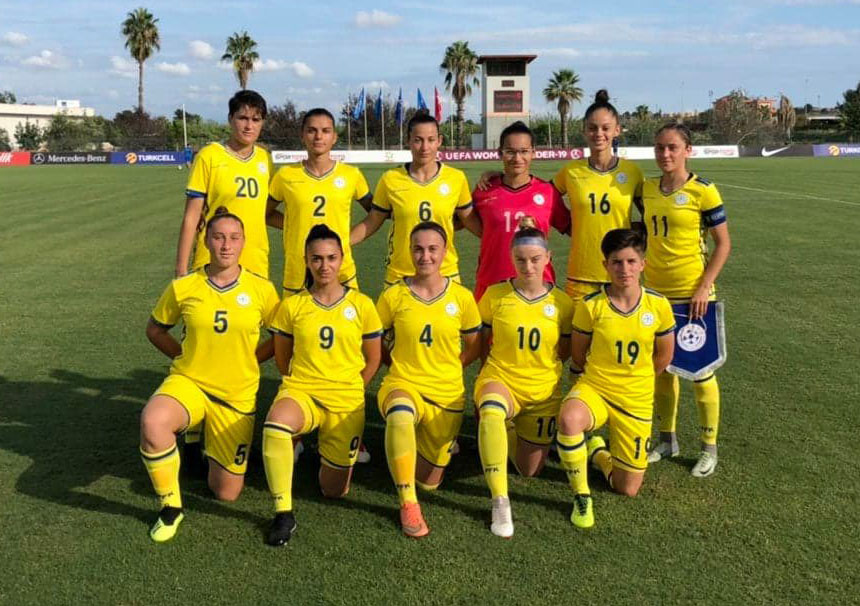 U19 National Team closes qualifiers with draw against Turkey