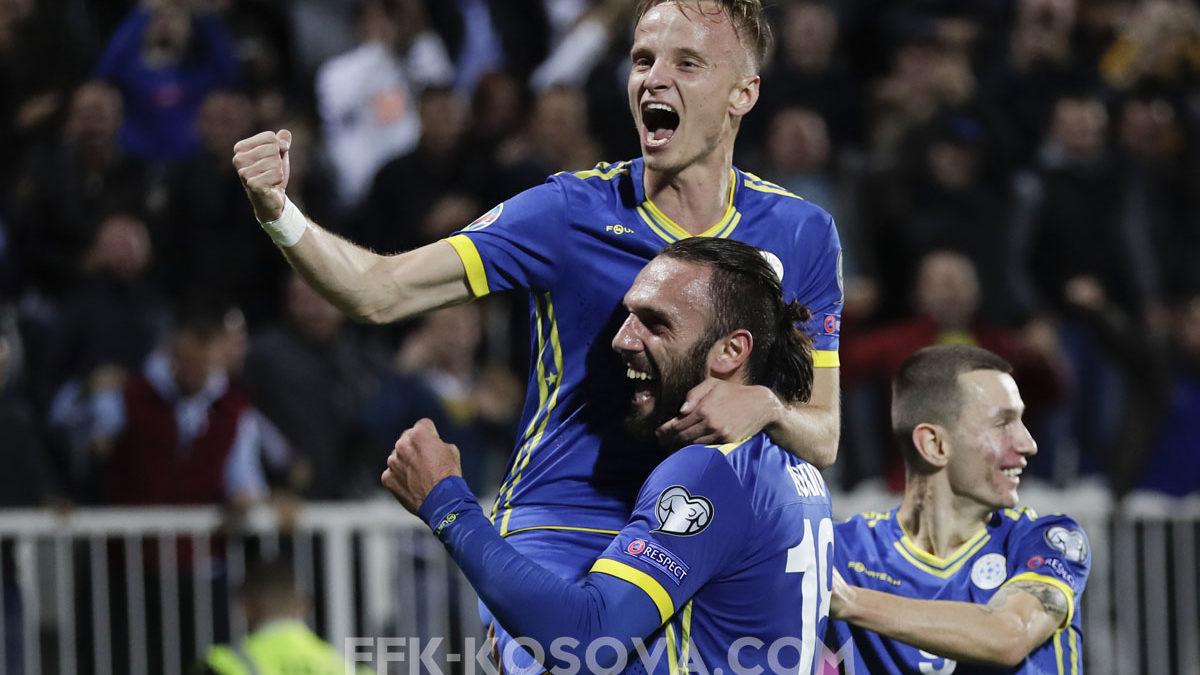 "Stunning Kosovo kneels Montenegro in ""Fadil Vokrri"""