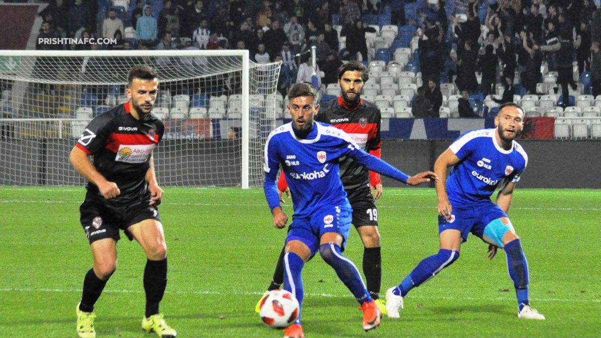 Prishtina fitoi derbin e kryeqytetit