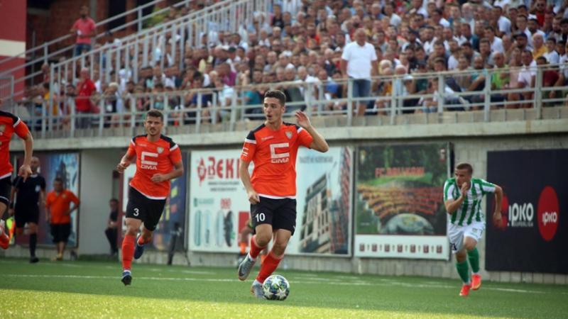 Ballkani vazhdon me paraqitje mahnitëse, e mposht edhe kampionin në fuqi