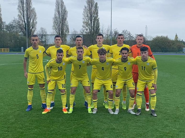 Kosovo U19 begins qualifiers with a draw against Russia U19