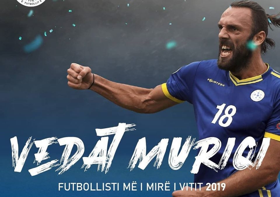 Vedat Muriqi the best player of 2019