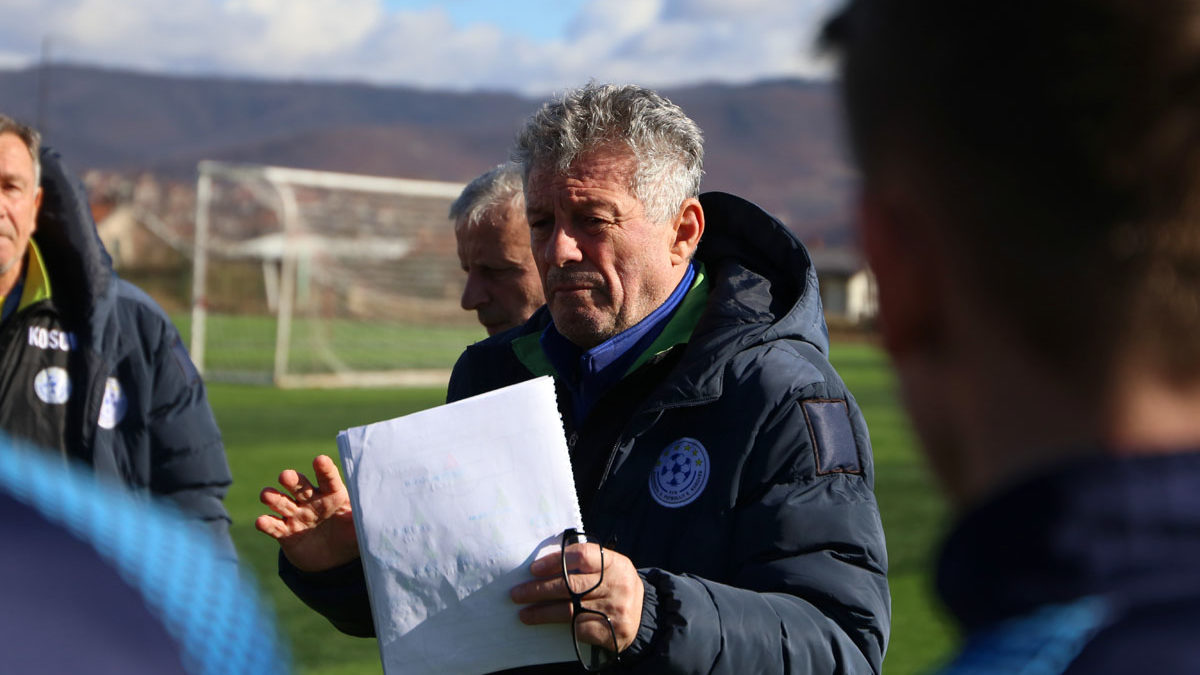 Nisin përgatitjet e Kombëtares U19 për Ligën e Kombeve