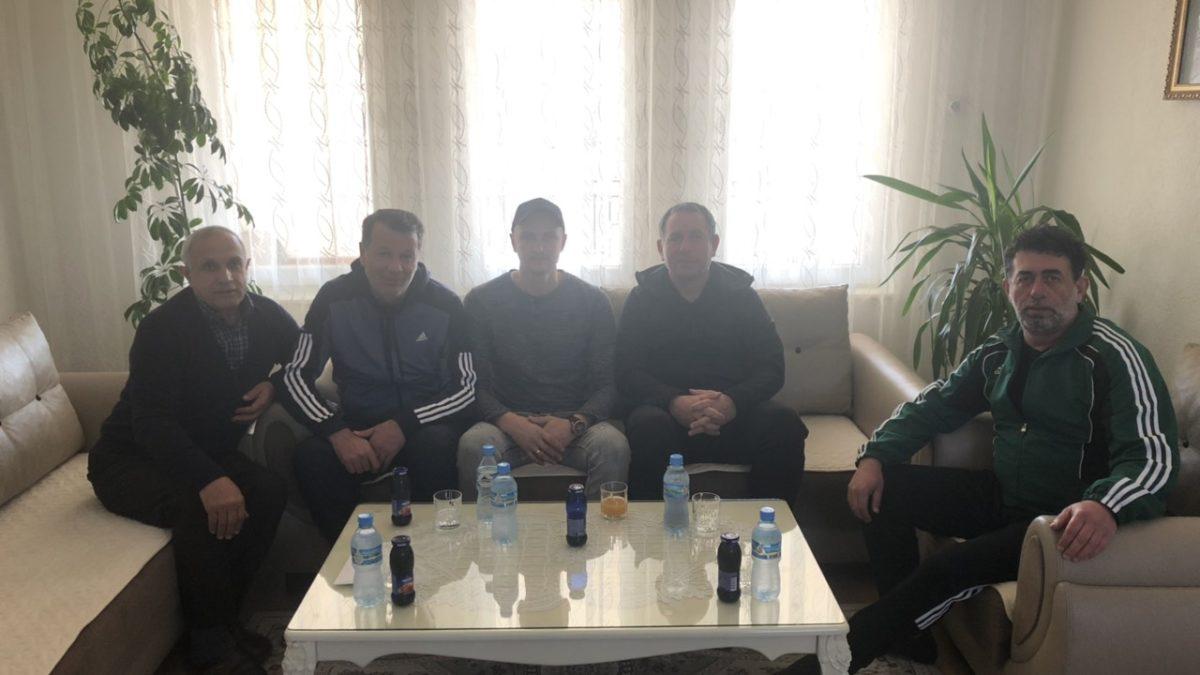 Kryetari i Komisionit të gjyqtarëve vizitoi Arben Beqirin