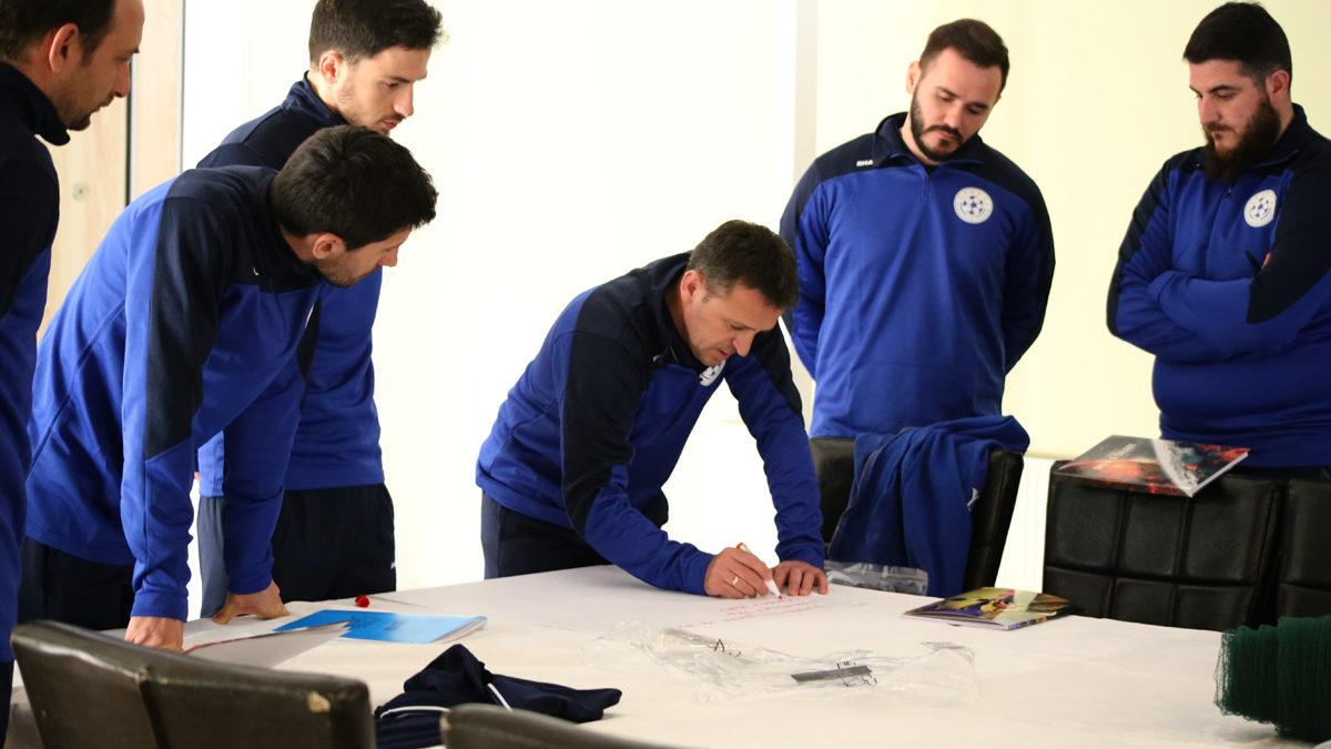 FFK organizon kursin e radhës për trajnerë për Licencën C të UEFA-së