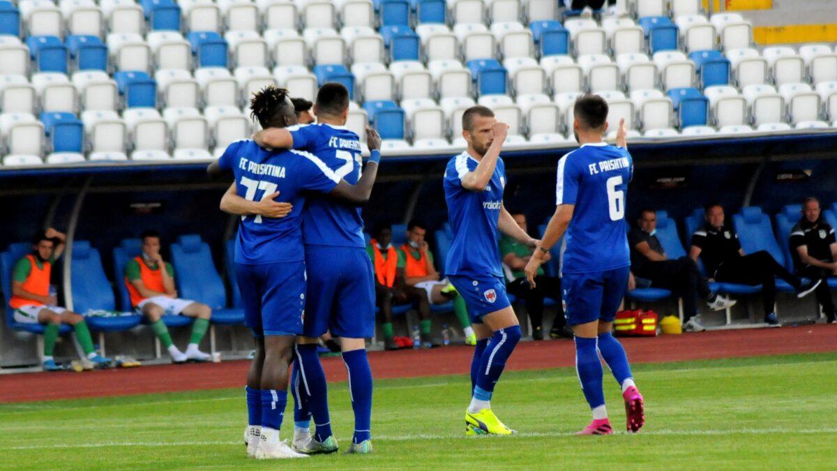 Prishtina fiton edhe ndaj Feronikelit, Gjilani barazon në shtëpi